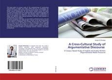 Buchcover von A Cross-Cultural Study of Argumentative Discourse