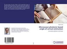 Обложка Microwave photonic based angle of arrival estimation