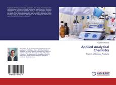 Copertina di Applied Analytical Chemistry