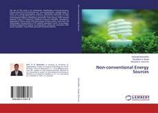 Copertina di Non-conventional Energy Sources