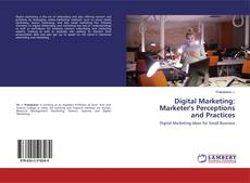 Bookcover of Digital Marketing: Marketer's Perceptions and Practices