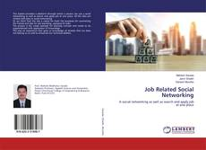 Bookcover of Job Related Social Networking