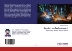 Portada del libro de Production Technology-1