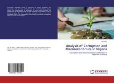 Analysis of Corruption and Macroeconomics in Nigeria的封面