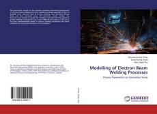 Couverture de Modelling of Electron Beam Welding Processes