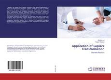 Capa do livro de Application of Laplace Transformation