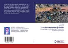 Capa do livro de Solid Waste Management