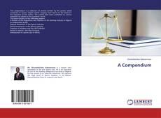 Bookcover of A Compendium