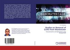 Capa do livro de Studies on Removal of Cr(VI) from Wastewater