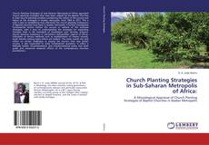 Capa do livro de Church Planting Strategies in Sub-Saharan Metropolis of Africa: