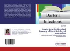 Capa do livro de Insight into the Microbial Diversity of Mastitis infected mammalian
