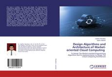 Capa do livro de Design Algorithms and Architecture of Market-oriented Cloud Computing