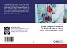 Capa do livro de Novel Analytical Methods for Pharmaceutical Drugs