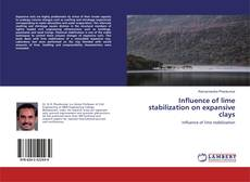 Bookcover of Influence of lime stabilization on expansive clays