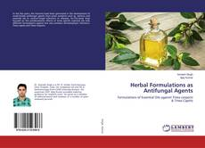 Bookcover of Herbal Formulations as Antifungal Agents