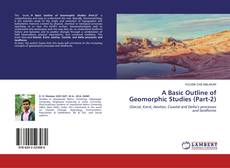 Buchcover von A Basic Outline of Geomorphic Studies (Part-2)