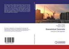 Couverture de Economical Concrete