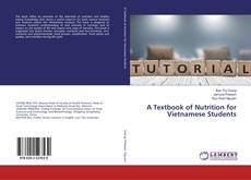 Copertina di A Textbook of Nutrition for Vietnamese Students