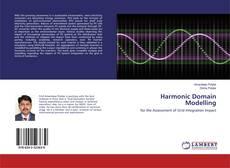 Harmonic Domain Modelling kitap kapağı