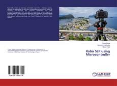 Capa do livro de Robo SLR using Microcontroller