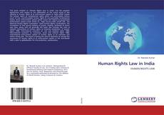 Capa do livro de Human Rights Law in India