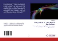 Perspectives in Educational Psychology kitap kapağı