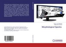Morphological Spectra kitap kapağı