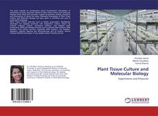Portada del libro de Plant Tissue Culture and Molecular Biology