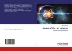 Capa do livro de Source of the hot Universe