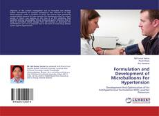 Borítókép a  Formulation and Development of Microballoons For Hypertension - hoz