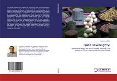 Bookcover of Food sovereignty: