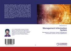 Management Information System kitap kapağı
