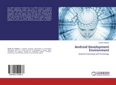 Portada del libro de Android Development Environment