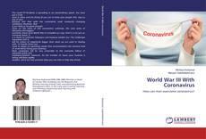 Buchcover von World War III With Coronavirus