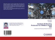 Buchcover von Analysis Of Routing Protocols For MANETs Using RSS