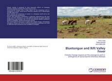 Bookcover of Bluetongue and Rift Valley Fever
