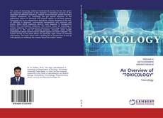 """Buchcover von An Overview of """"TOXICOLOGY"""""""
