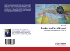 Bookcover of Tourism and Social Impact