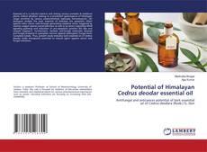 Bookcover of Potential of Himalayan Cedrus deodar essential oil
