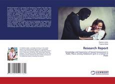 Borítókép a  Research Report - hoz