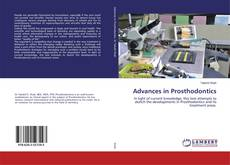 Bookcover of Advances in Prosthodontics