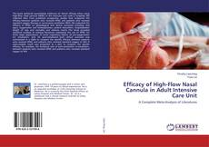 Bookcover of Efficacy of High-Flow Nasal Cannula in Adult Intensive Care Unit