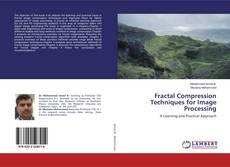 Capa do livro de Fractal Compression Techniques for Image Processing