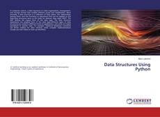 Bookcover of Data Structures Using Python