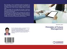 Bookcover of Principles of Future Management
