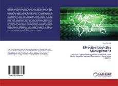 Bookcover of Effective Logistics Management