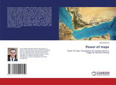 Bookcover of Power of maps