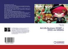 Capa do livro de Art Life Business (SYART + SYED) via UNSDGs