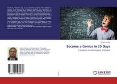 Copertina di Become a Genius in 20 Days