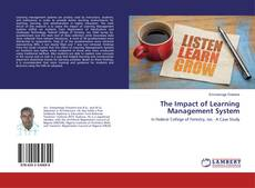 The Impact of Learning Management System kitap kapağı